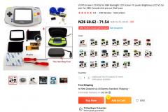 Screenshot-2021-08-22-at-13-31-38-60-62NZ-20-OFF-V2-IPS-Screen-LCD-Kits-for-GBA-Backlight-LCD-Screen-10-Levels-Brightness...