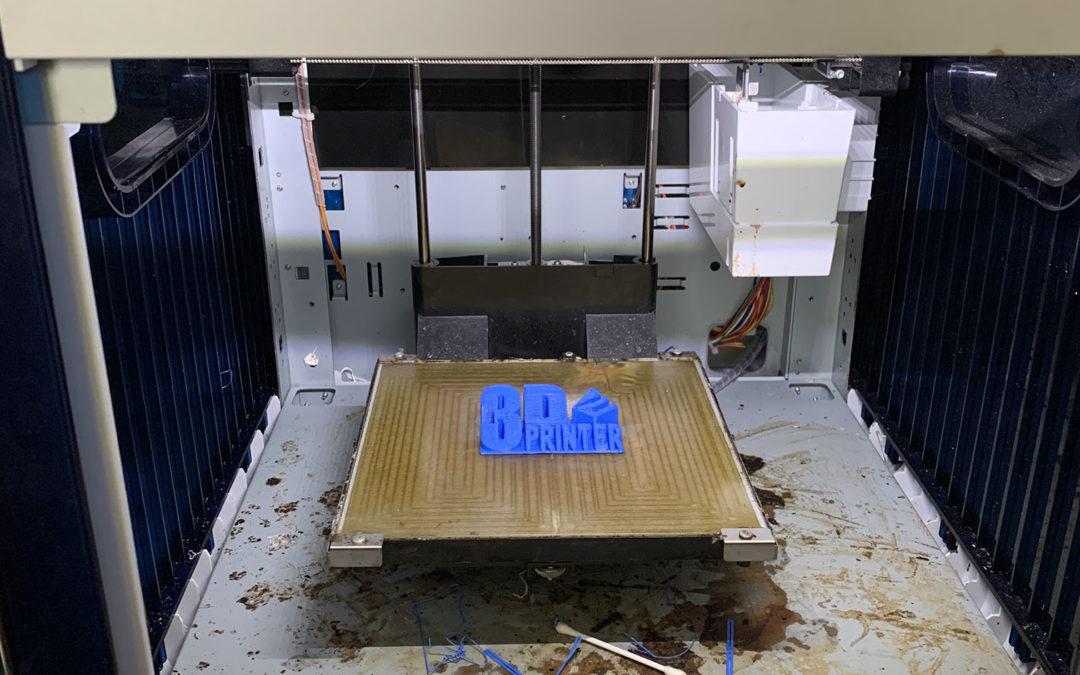 Reviving a XYZ Da Vinci 1.0A 3D printer