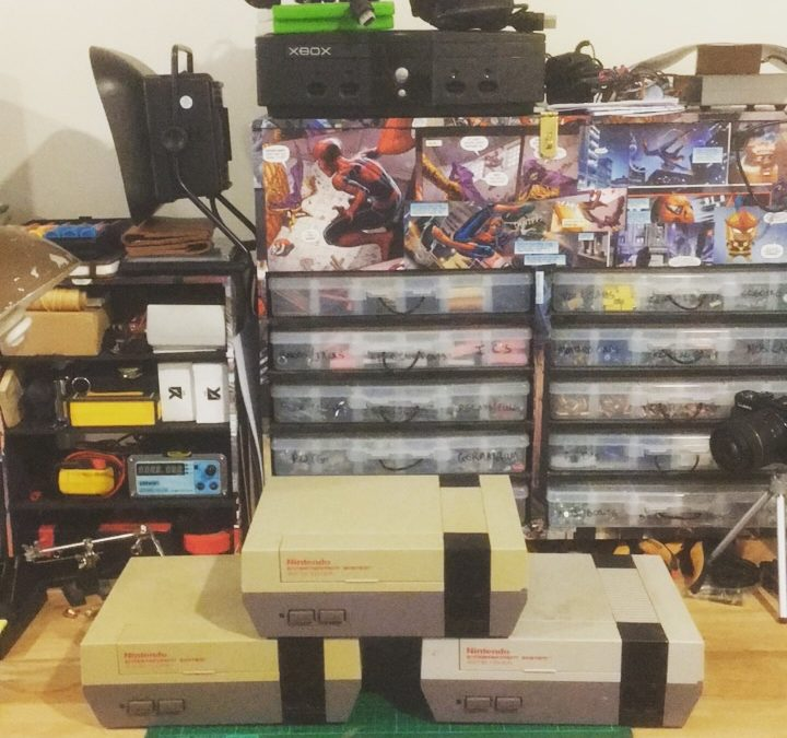 Bringing some Nintendo's back from the dead